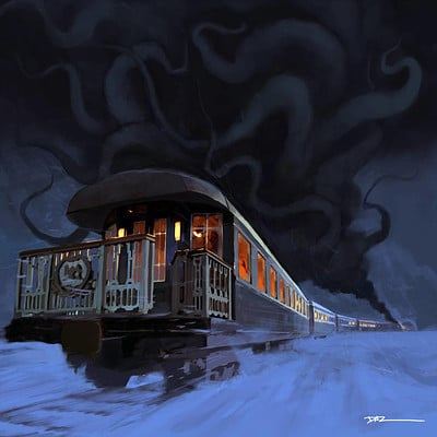 Daryl toh horror on the orient express