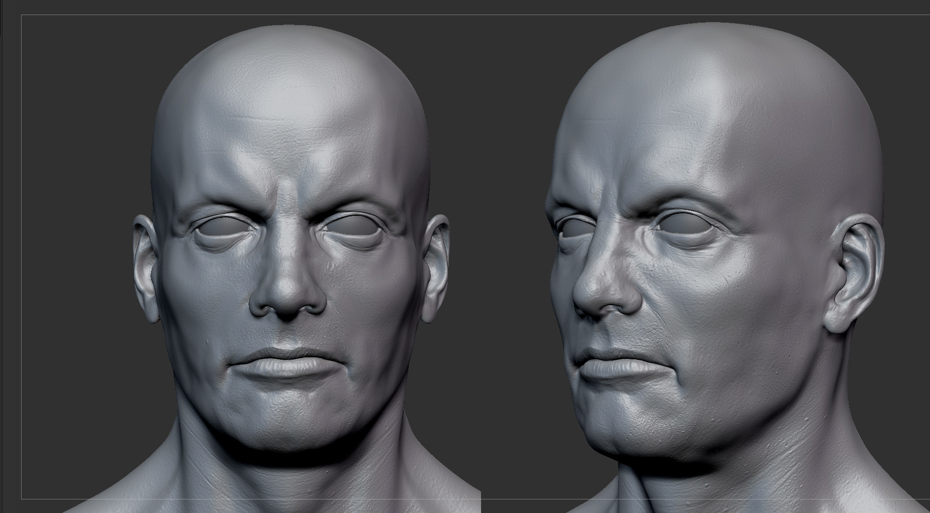 David hagemann screenshotszbrush