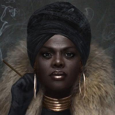 Bram sels jagsters characters voodoo lady bram