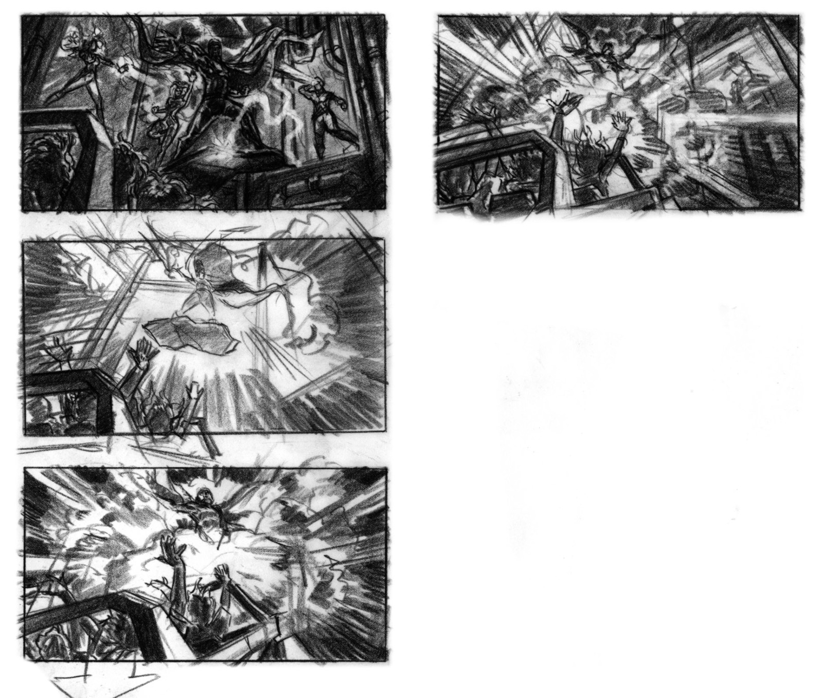 A sample page of Prismacolor thumbnails.