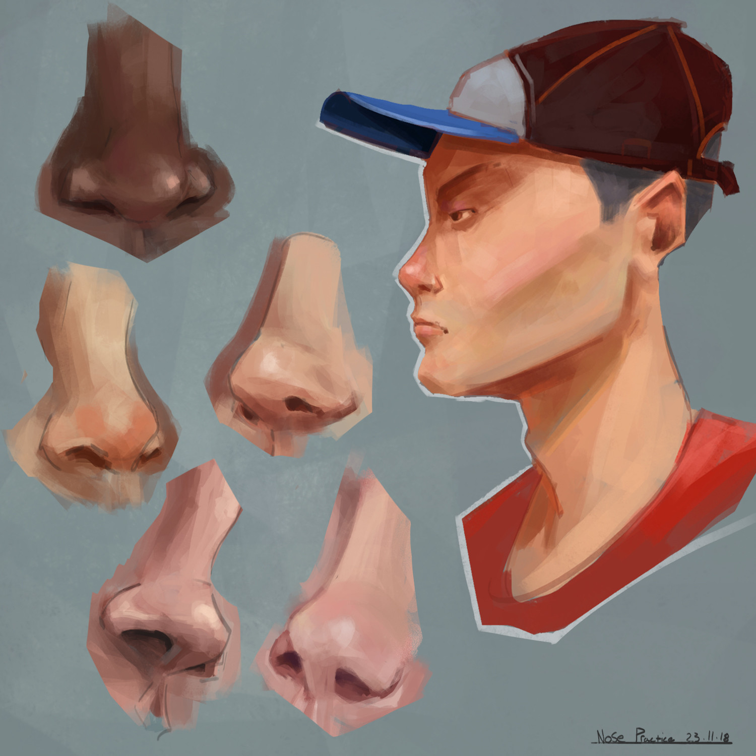 Jack dowell nose