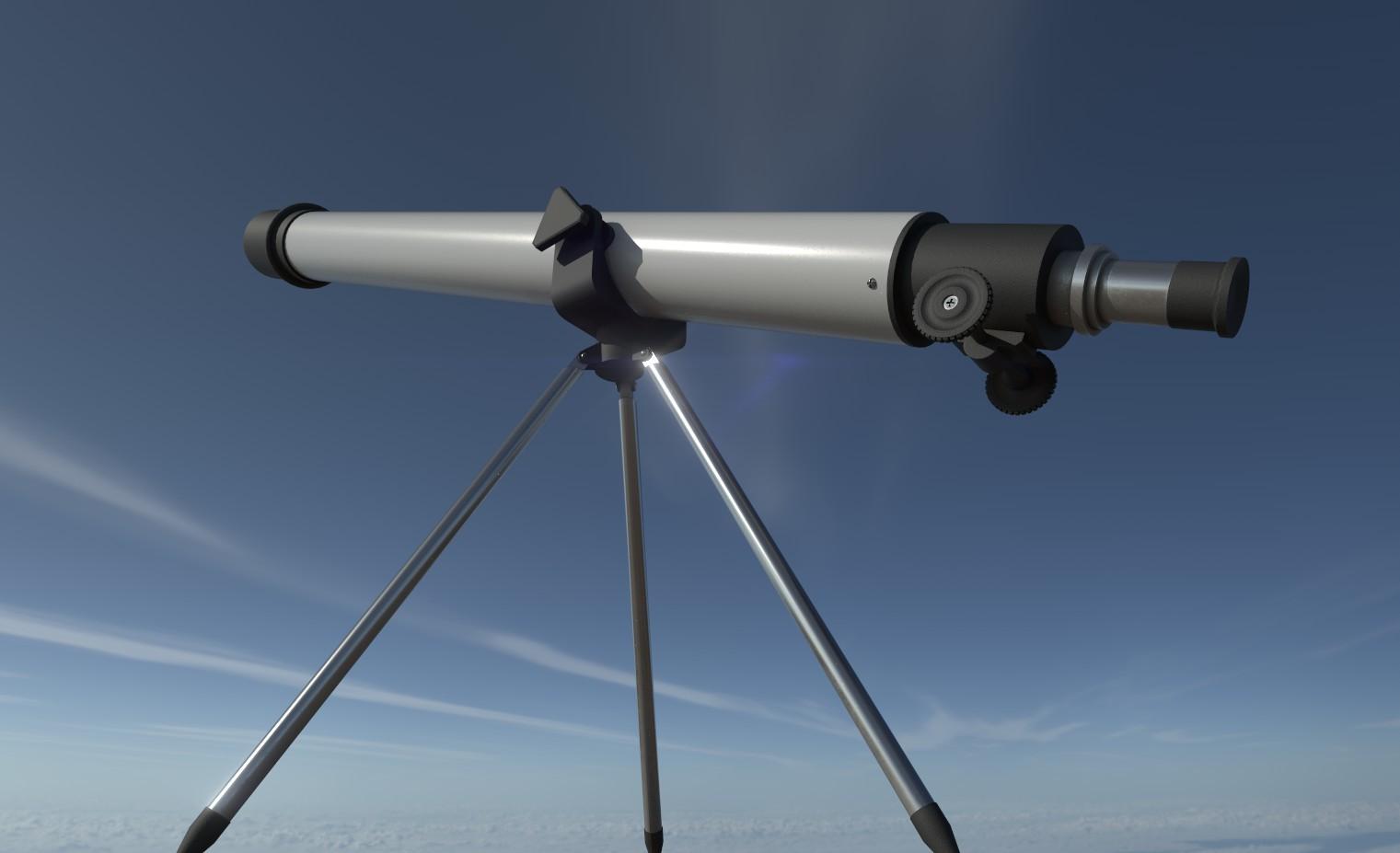 Chris longhurst telescope