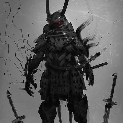 Benedick bana cursed samurai lores