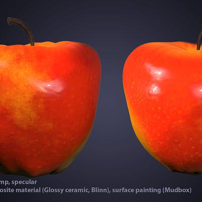 Samantha hannah apple