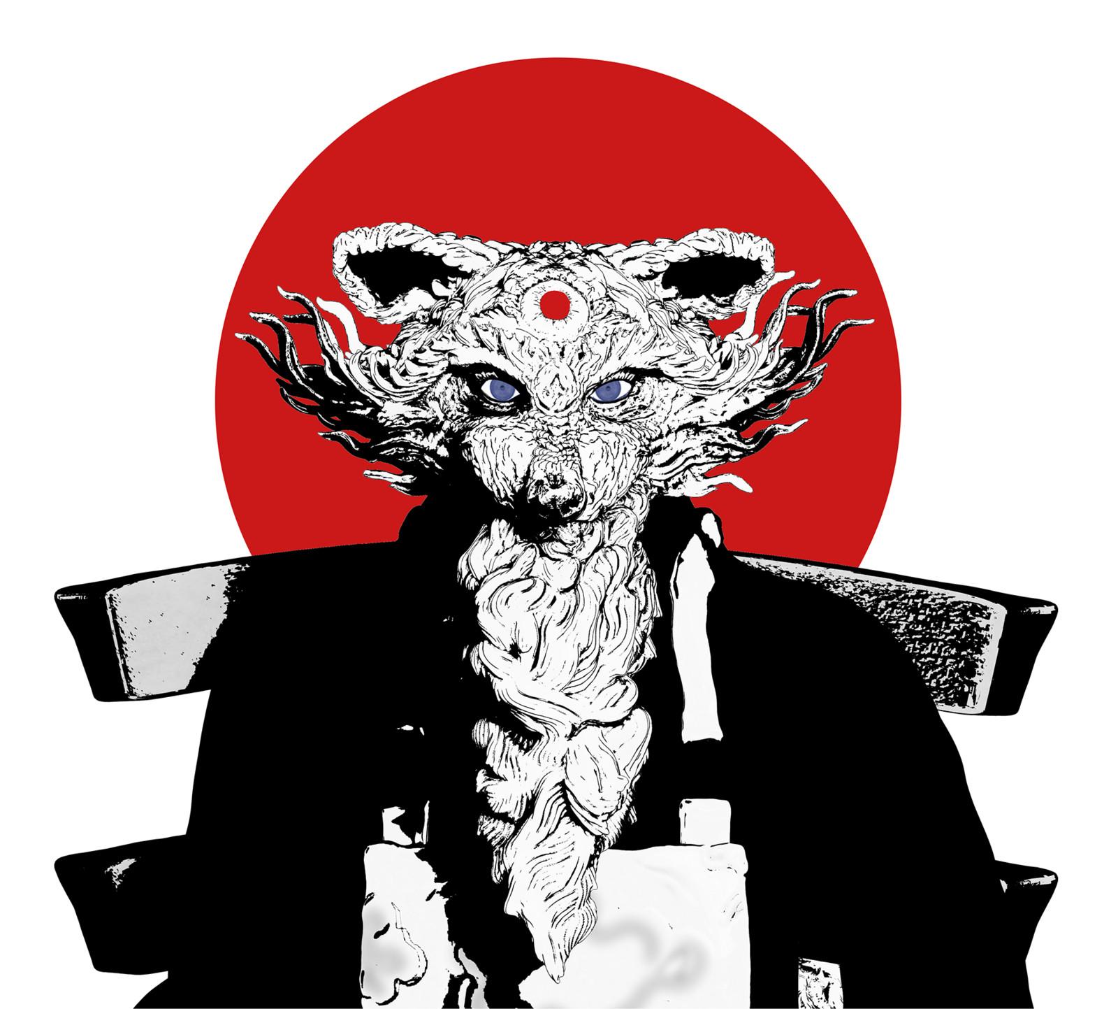Tea Master - Toon Face Minimalistic