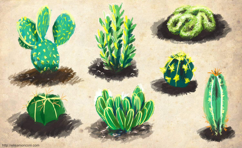 Elisa moriconi amici cactus