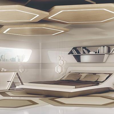 Encho enchev bedroom design1