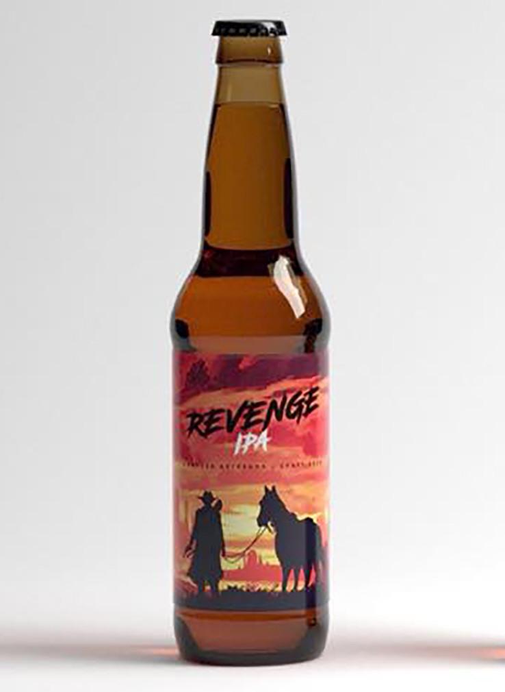 Gustavo arteaga revenge bottle