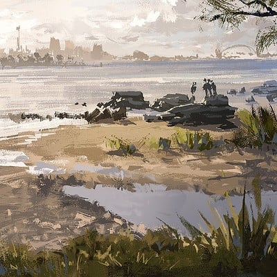 Jacek irzykowski sydney harbour 04