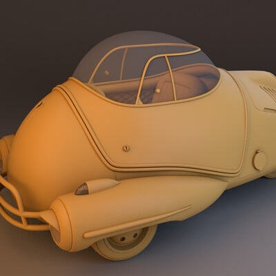Yoel pereira lopez veh fallouy4bluevehicle render persp1 clay final