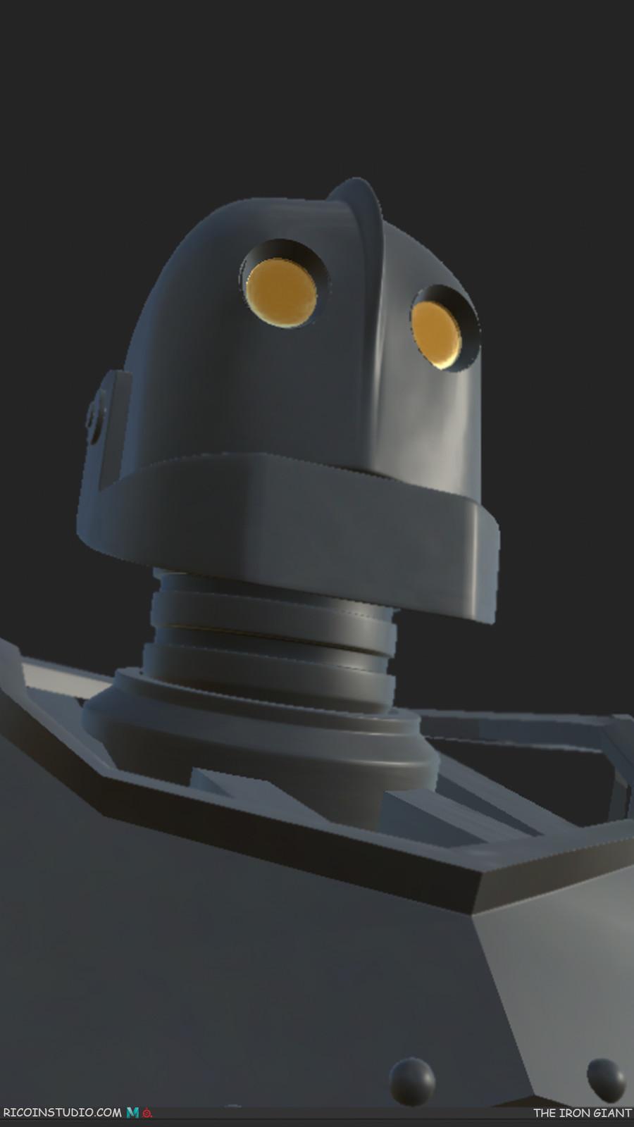 The Iron Giant - Thumbnail