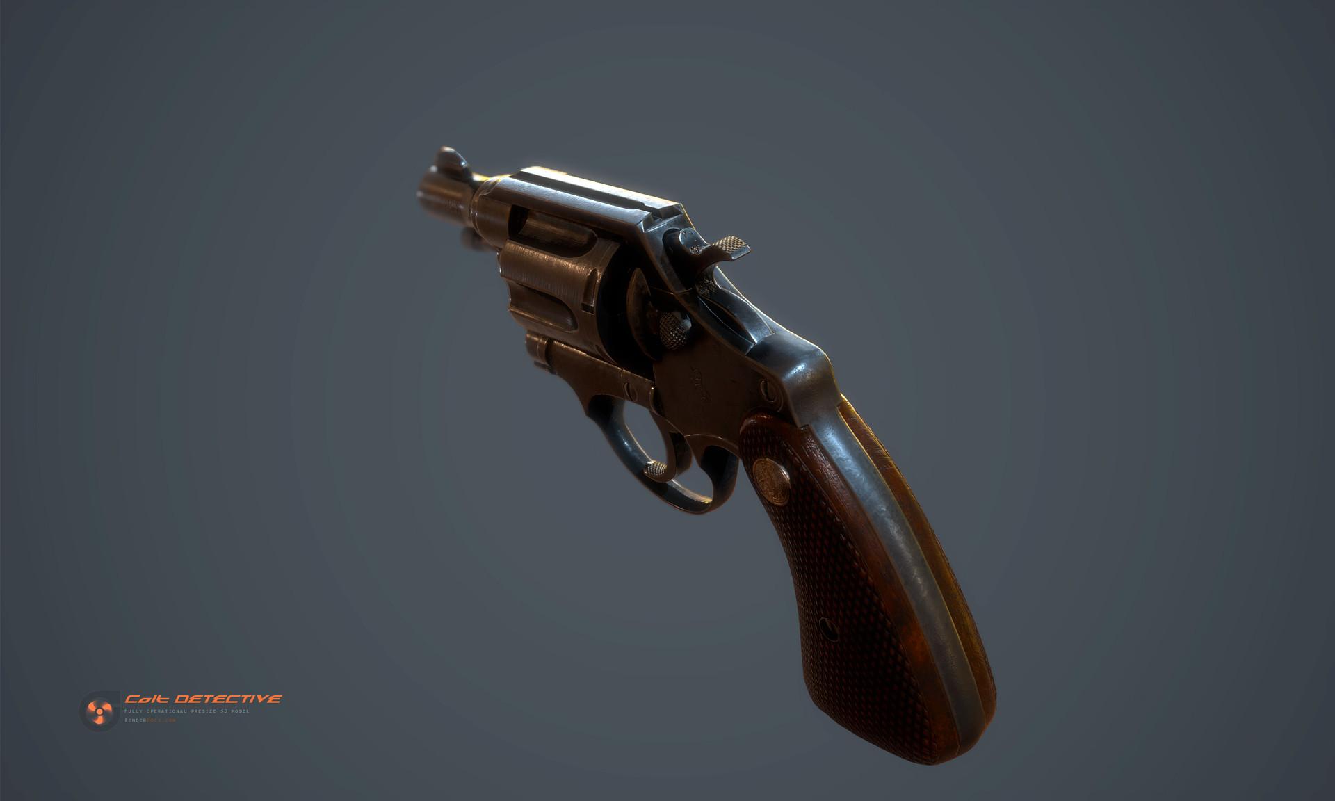 Renderdock studio colt detective 03 1