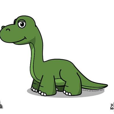 Jeff mcdowall dinowars sauropod