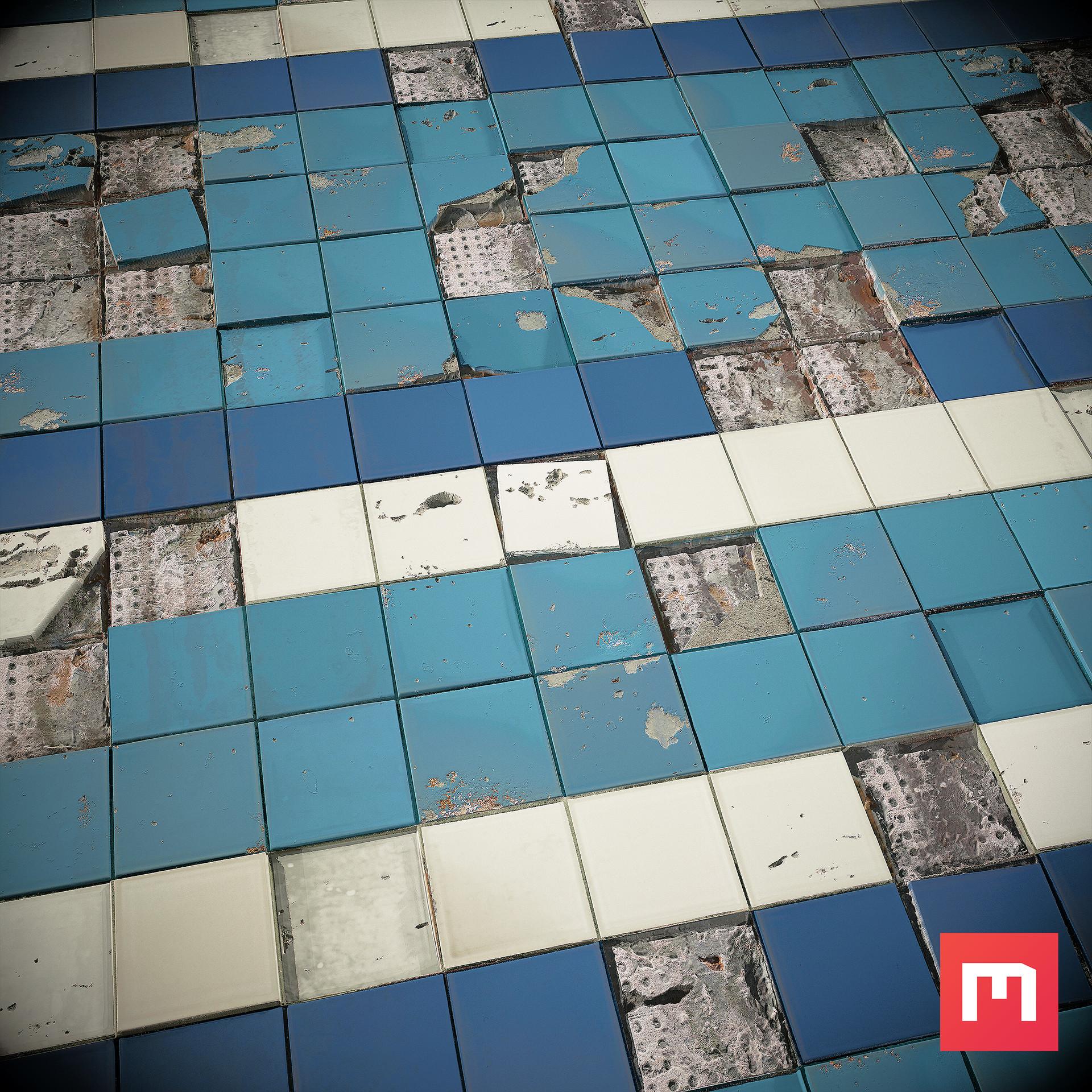 Wiktor ohman broken tiles 2 2