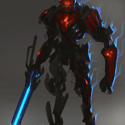 Benedick bana robot x final lores