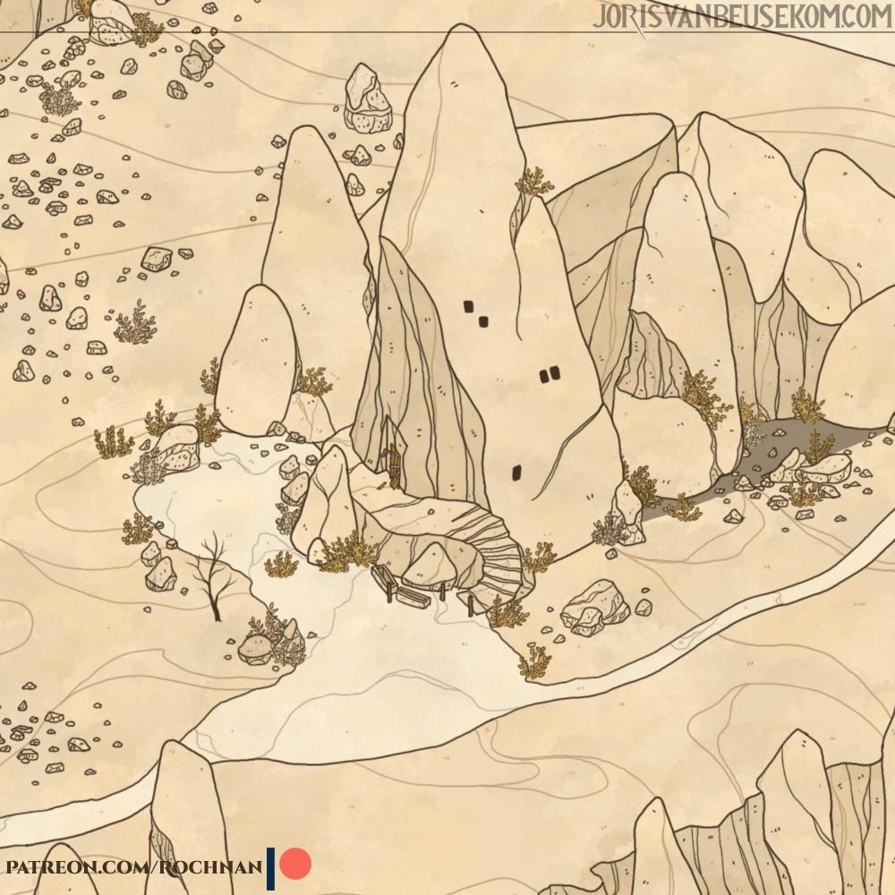Joris van beusekom akkerberg canyons ig1