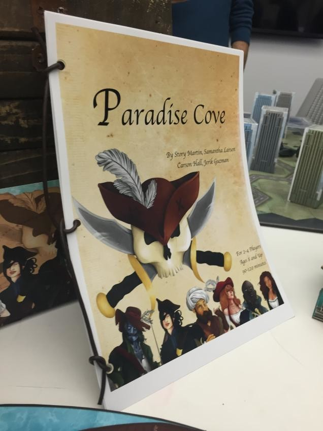 Paradise Cove - Traditional 3D