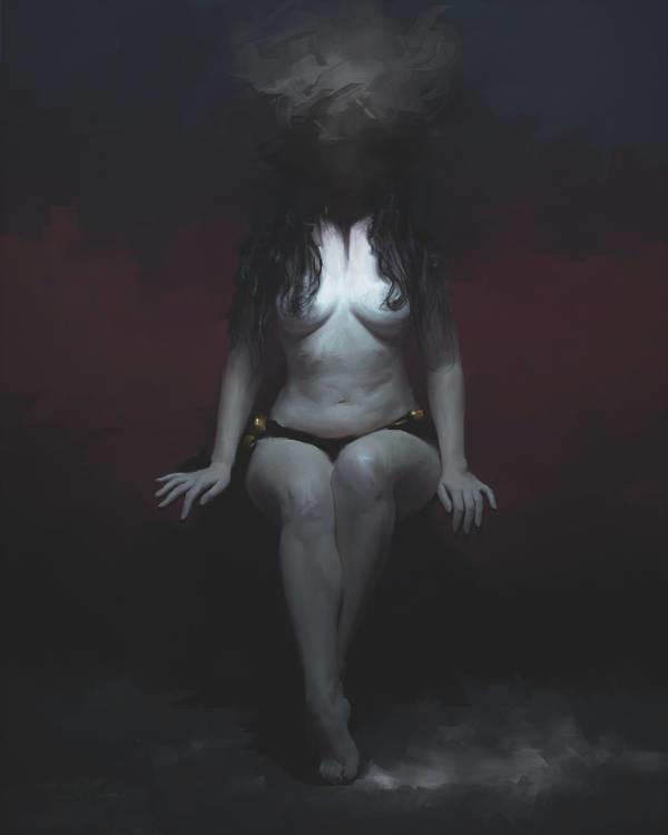 La Maschera Luna Morta