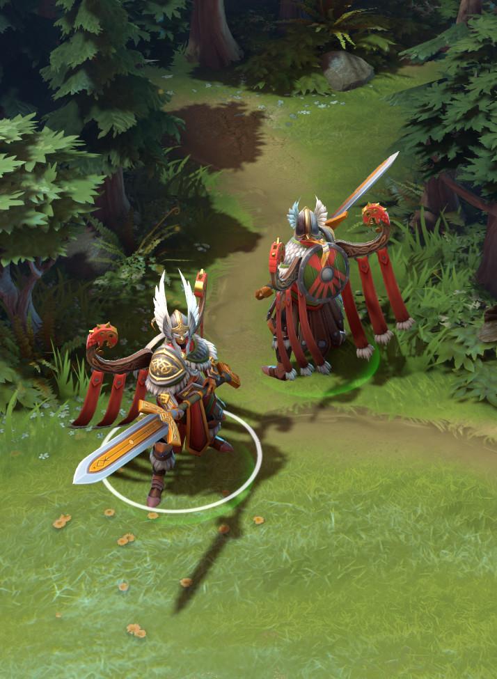 Final model in game