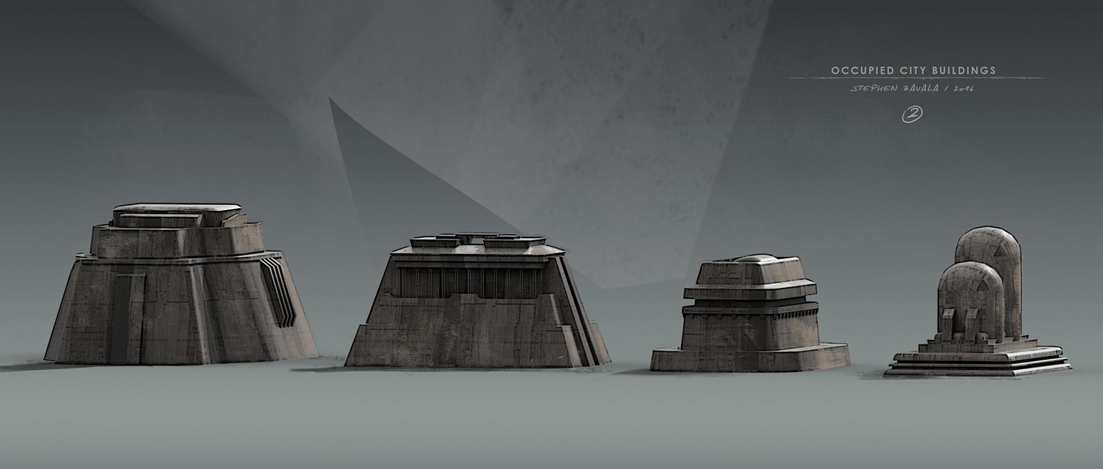 3rd tier buildings