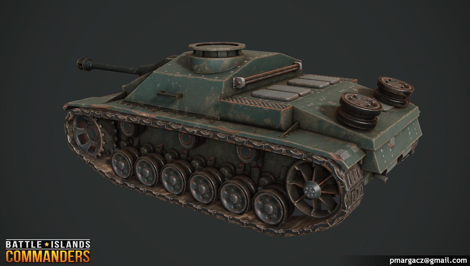 Pawel margacz pawel margacz tankdestroyer
