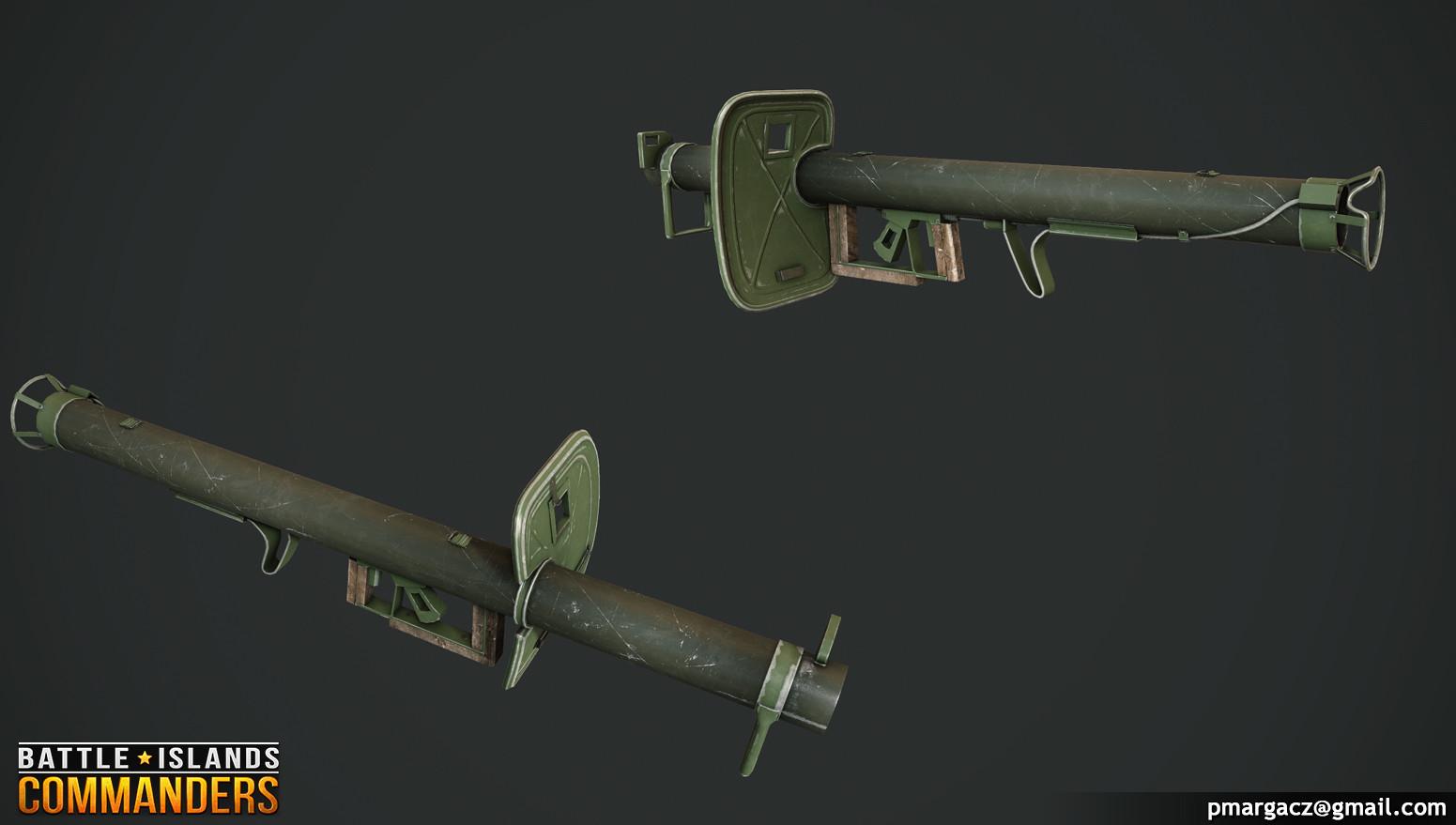 Pawel margacz pawel margacz bazooka