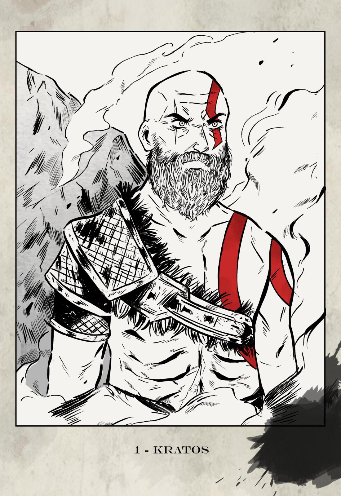 1 - Kratos