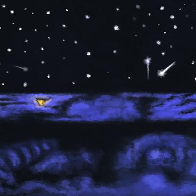 J l lightningconstellationsandshootingstars copy