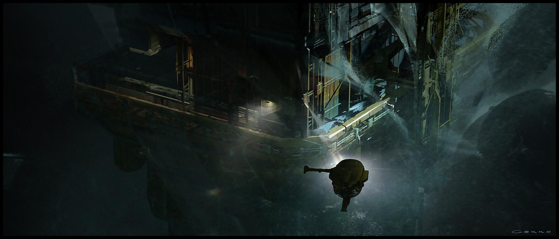 Nicolas gekko the abyss 12