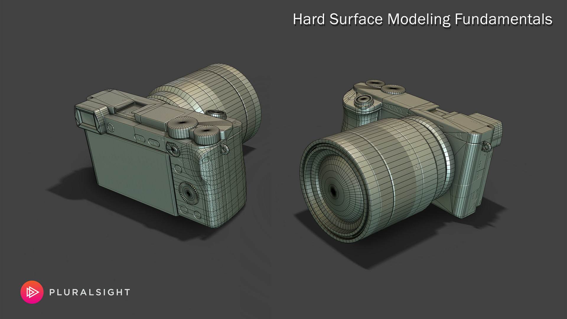 Artstation Hard Surfaice Moddeling Fundametals Pluralsight Alex Jerjomin