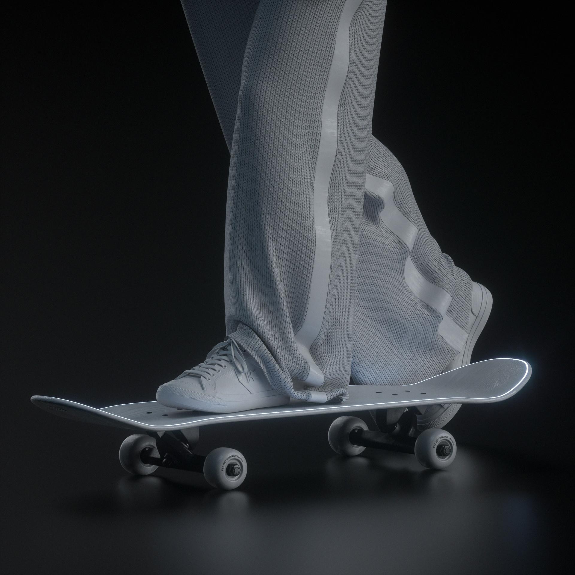 Mark chang skateboard1
