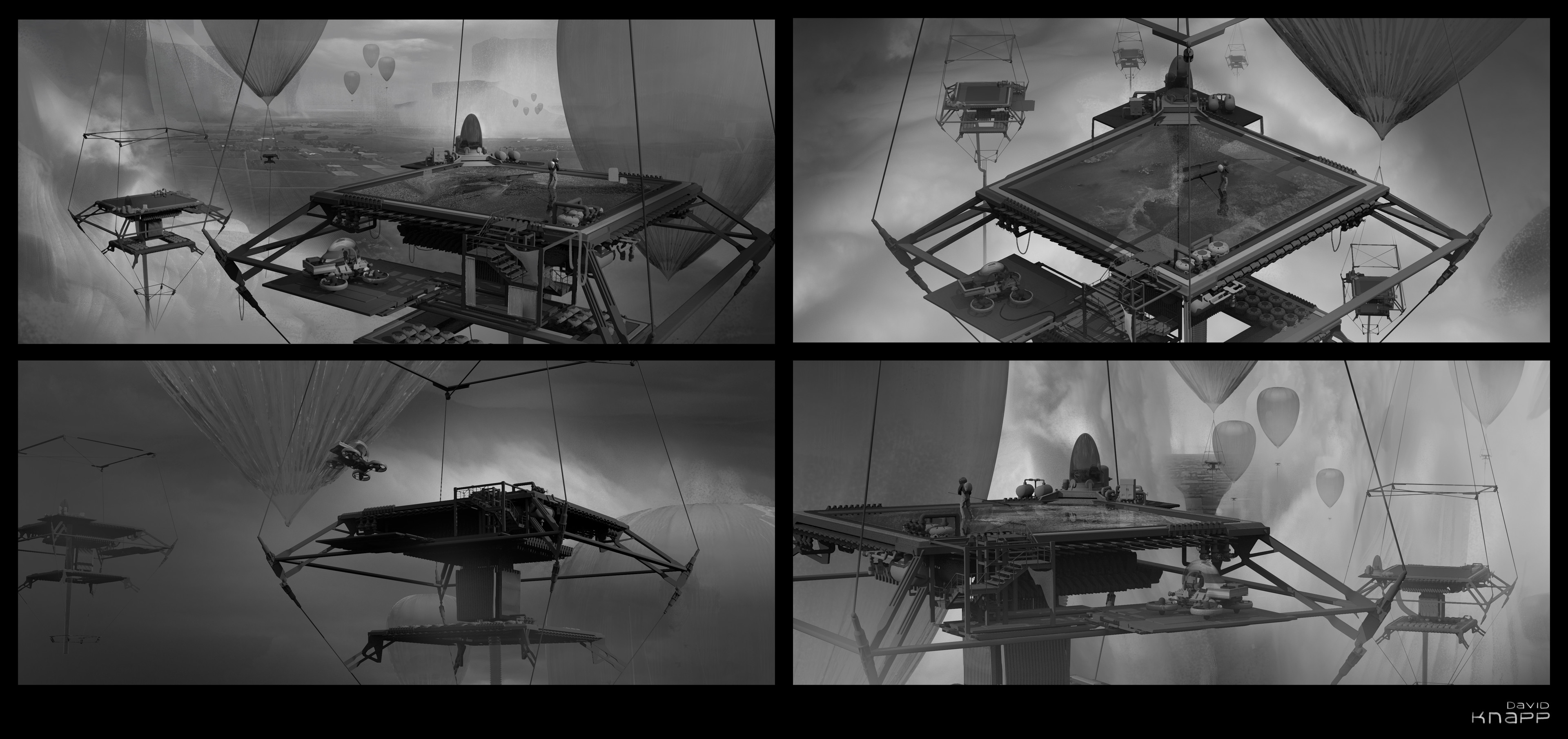 Keyframe Ideation.
