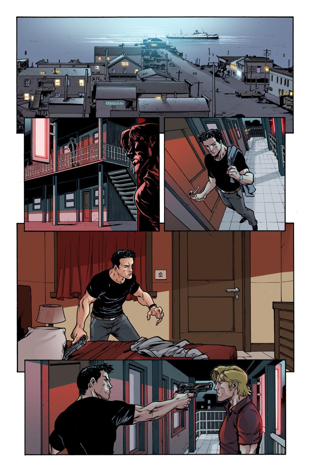 3 GUNS - #1, page 10