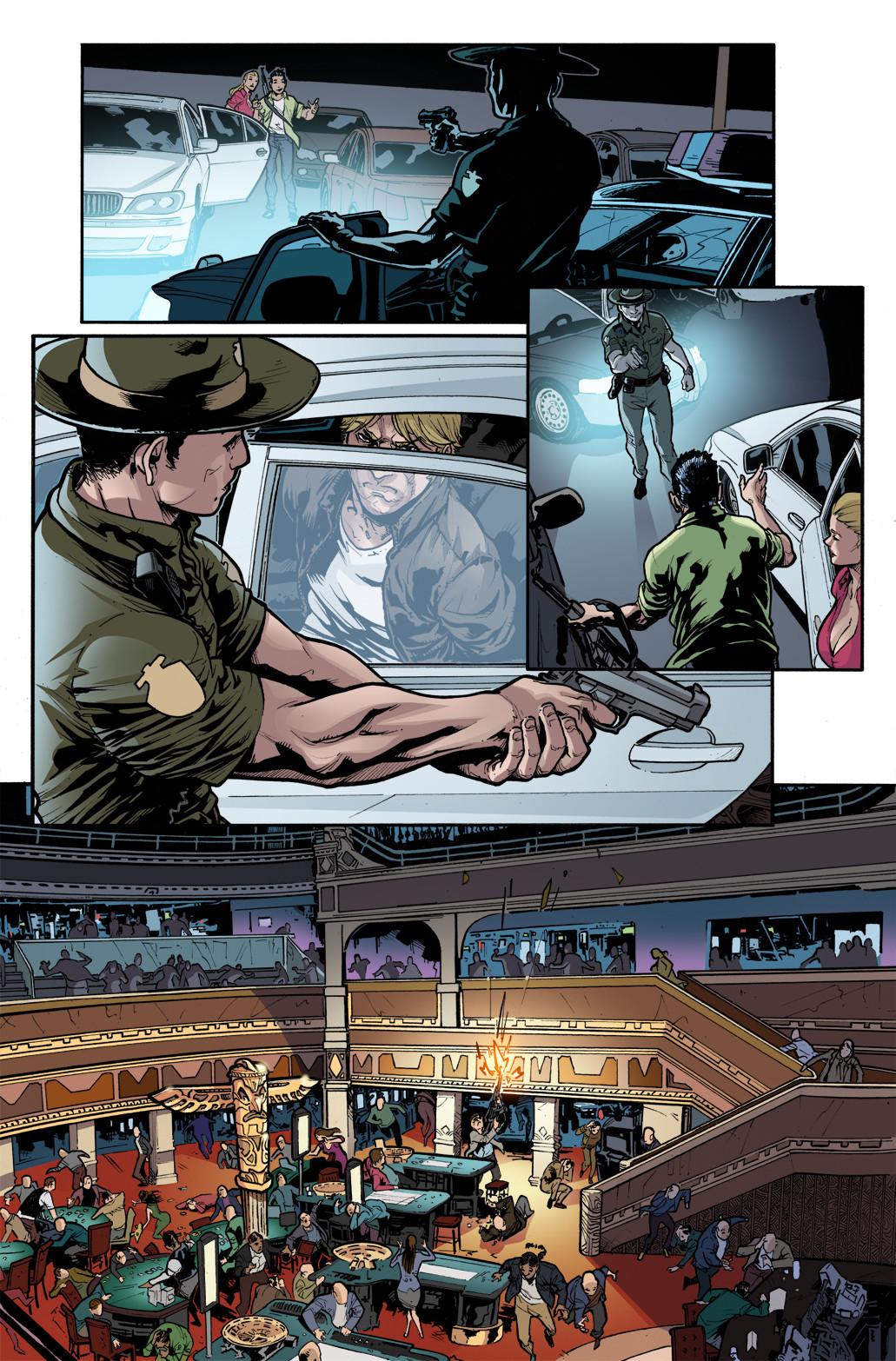 3 GUNS - #6, page 4