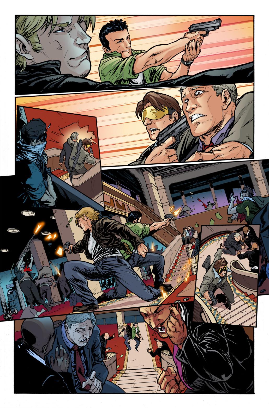 3 GUNS - #6, page 9