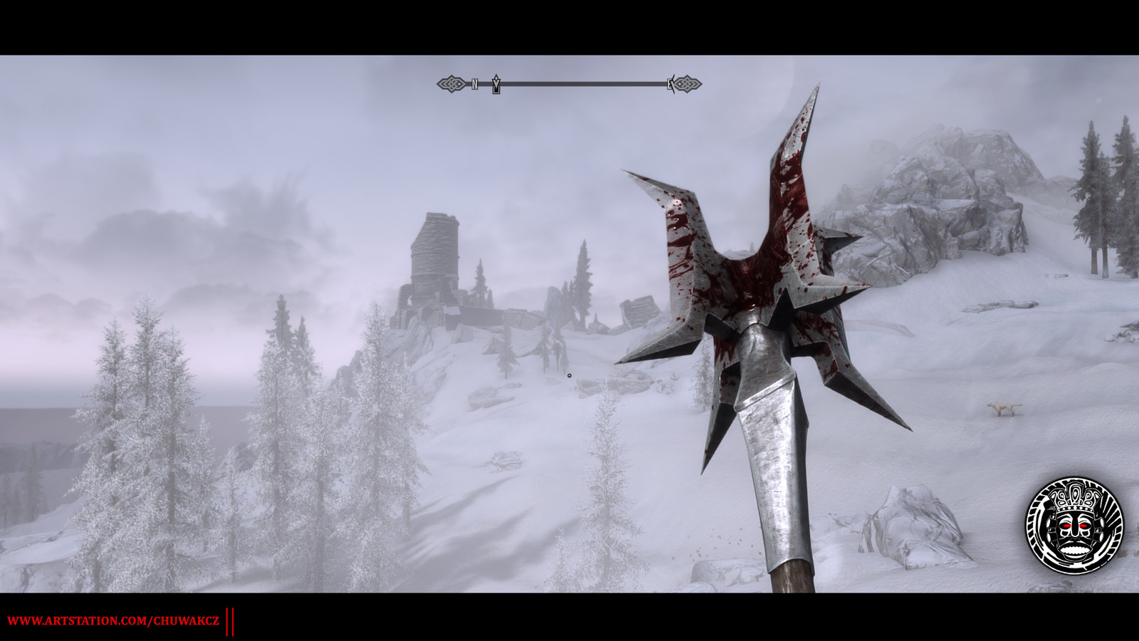 Ingame with ENB