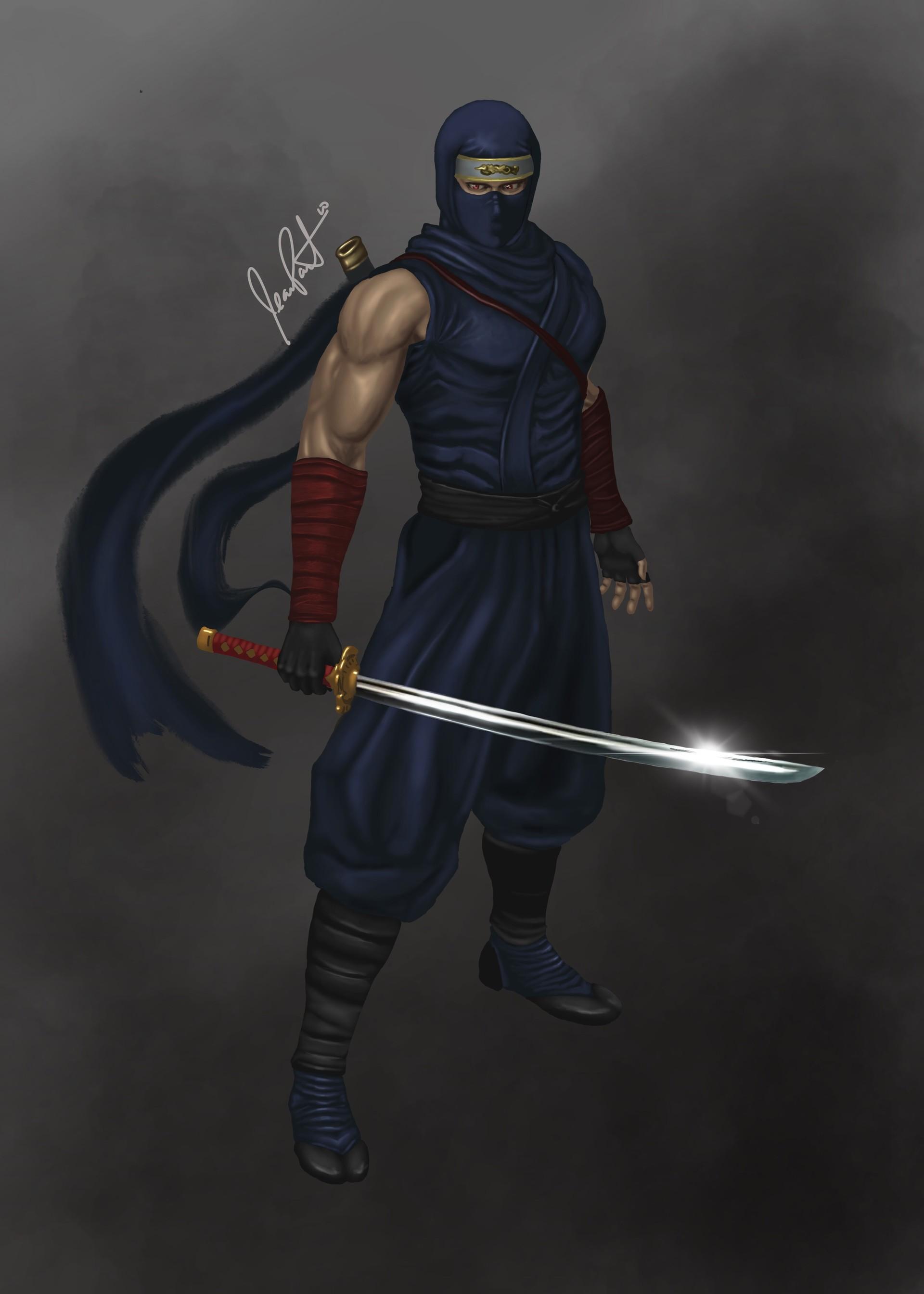 Jean Paul T Alonso Ryu Hayabusa Ninja Gaiden