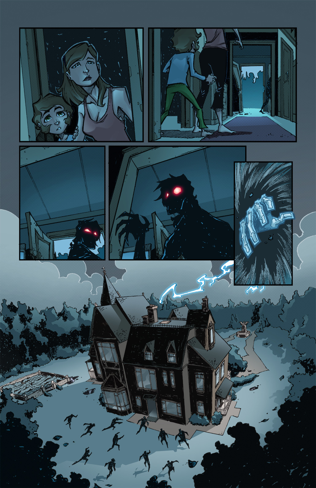 GONERS - #1, page 10