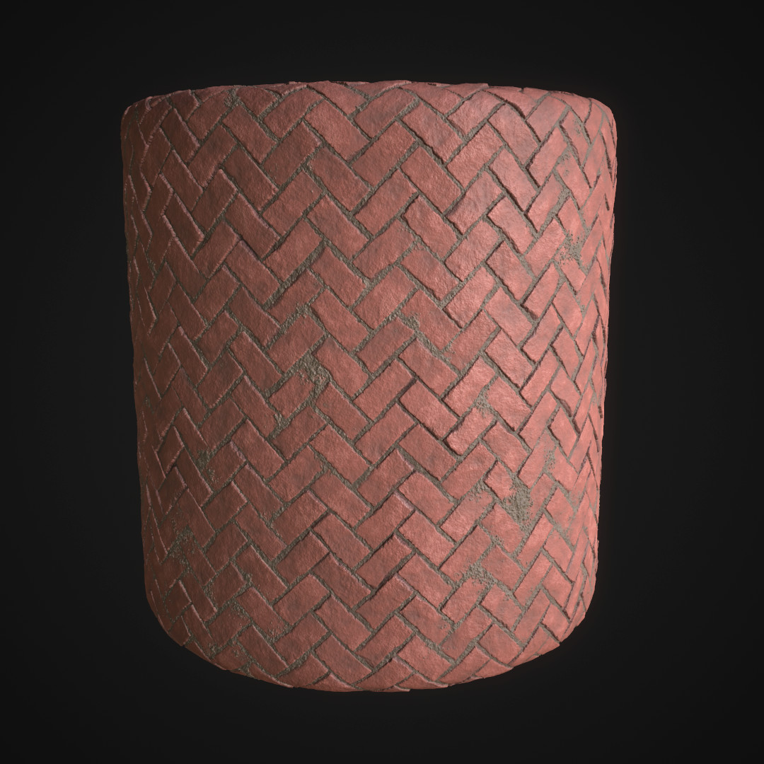 Herringbone Brick (Practice)