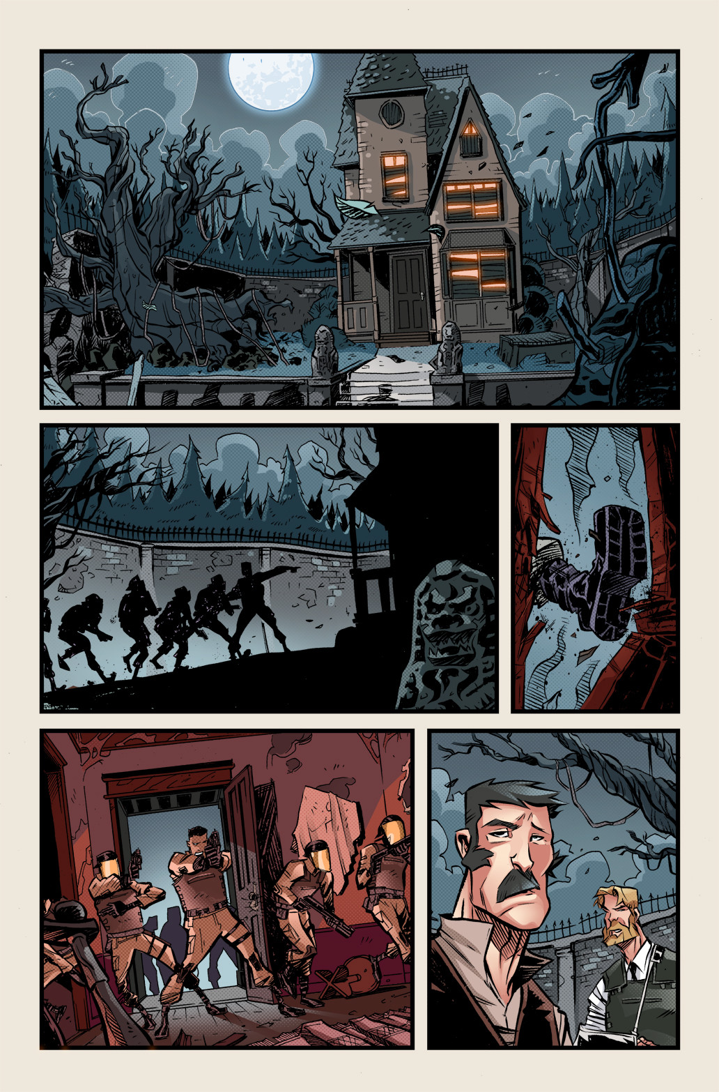 GONERS - #3, page 12