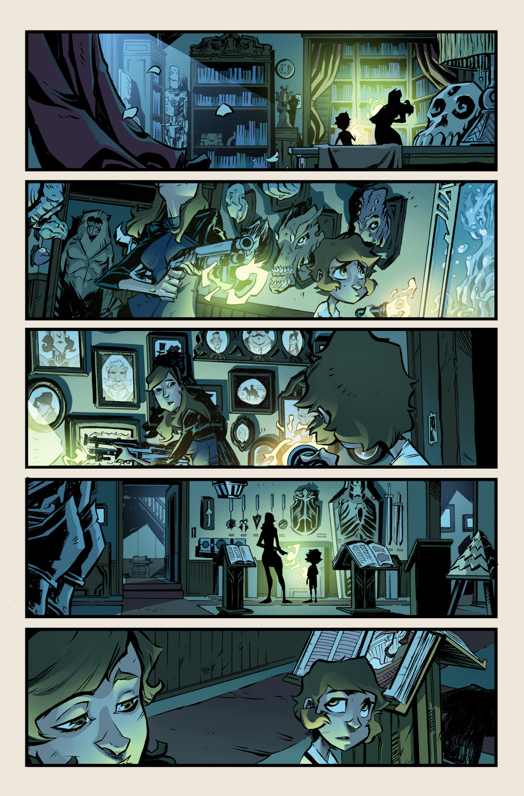 GONERS - #3, page 17