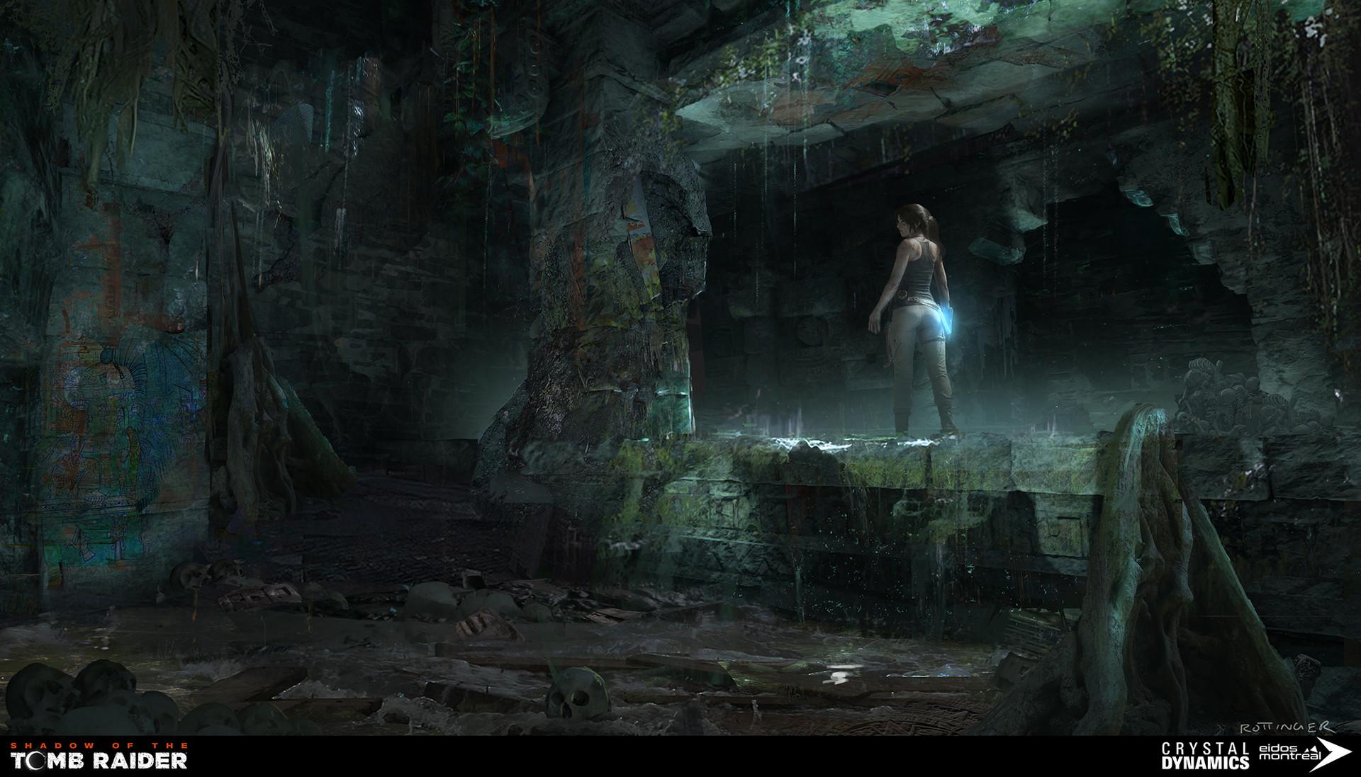 Blake rottinger mayan tomb prison
