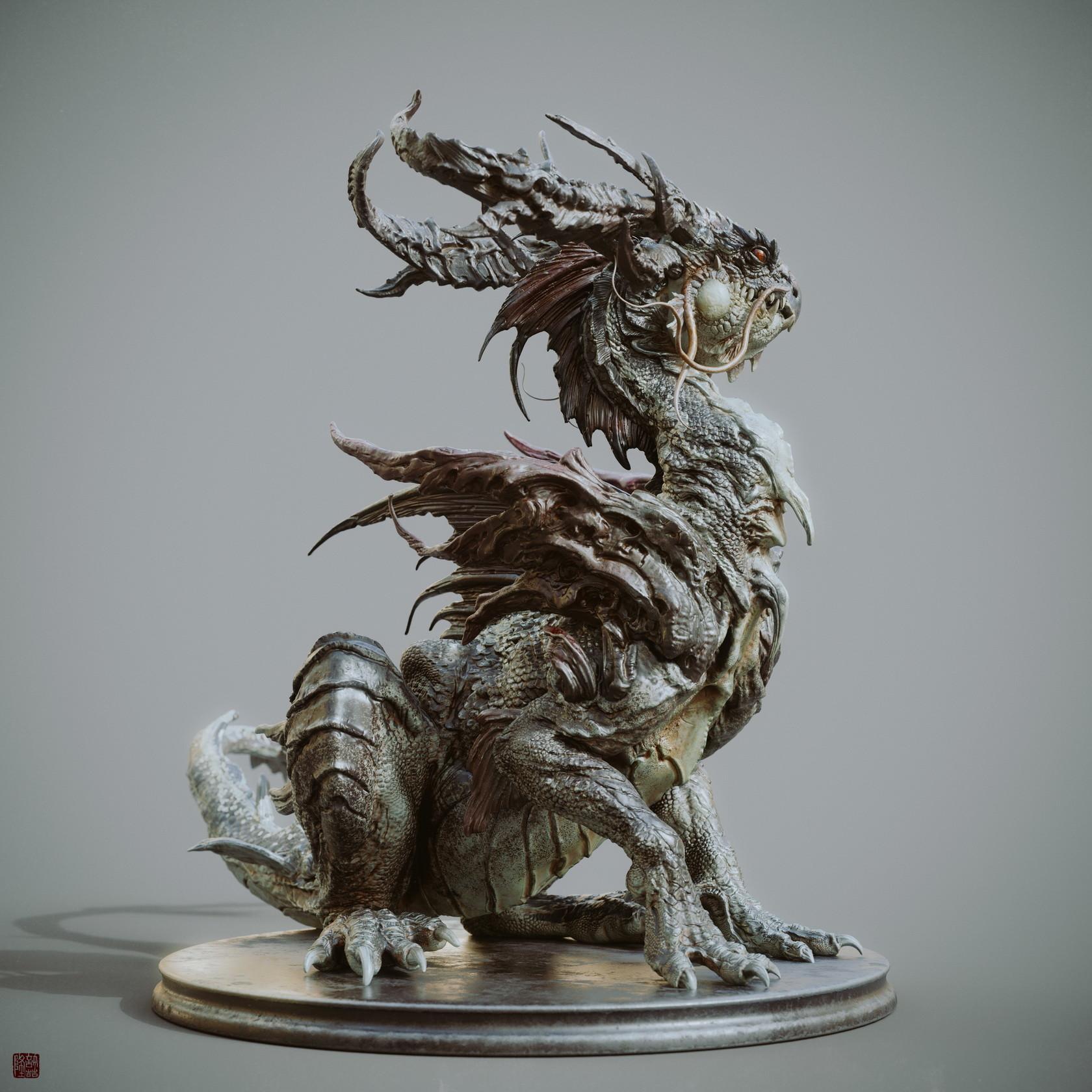 Zhelong xu chi dragon02