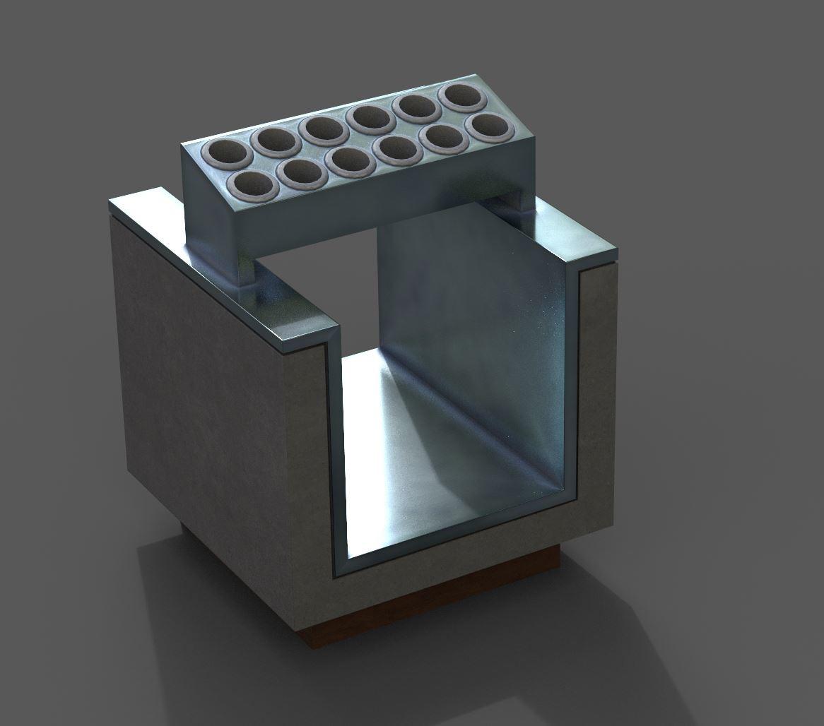 Terry hess foodbar counter traystarter 01 substance