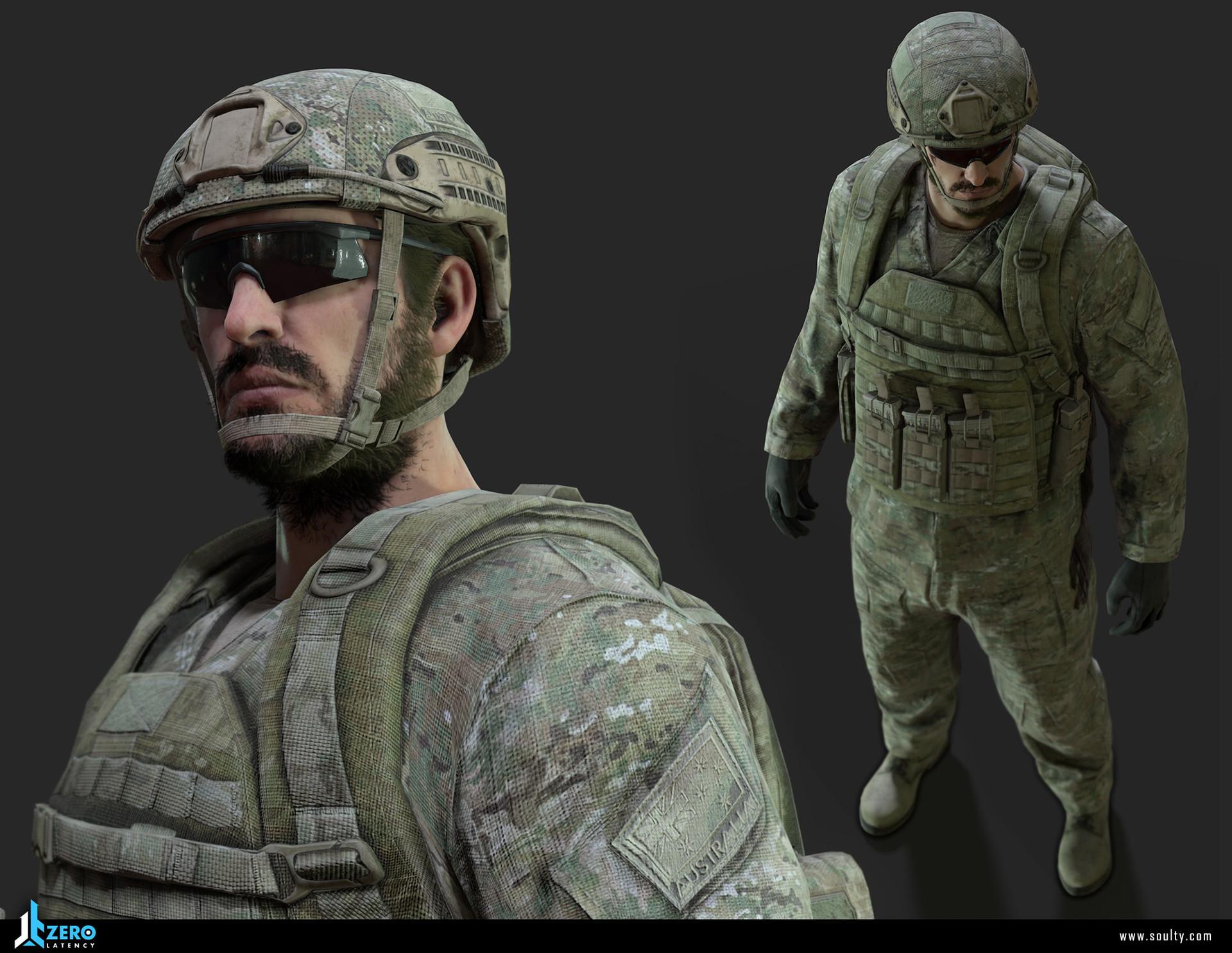 Adam sacco adam sacco soldier03