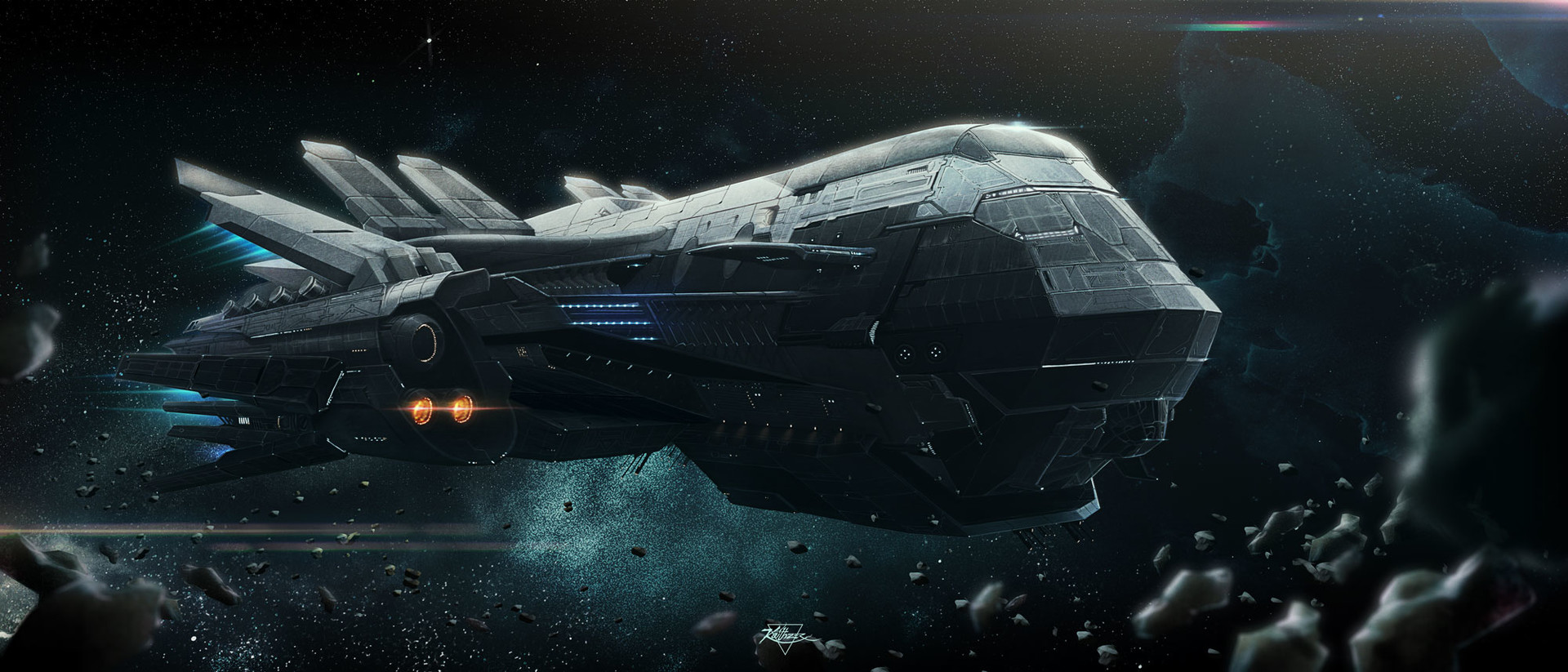 Kaithzer morejon nave espacio 2
