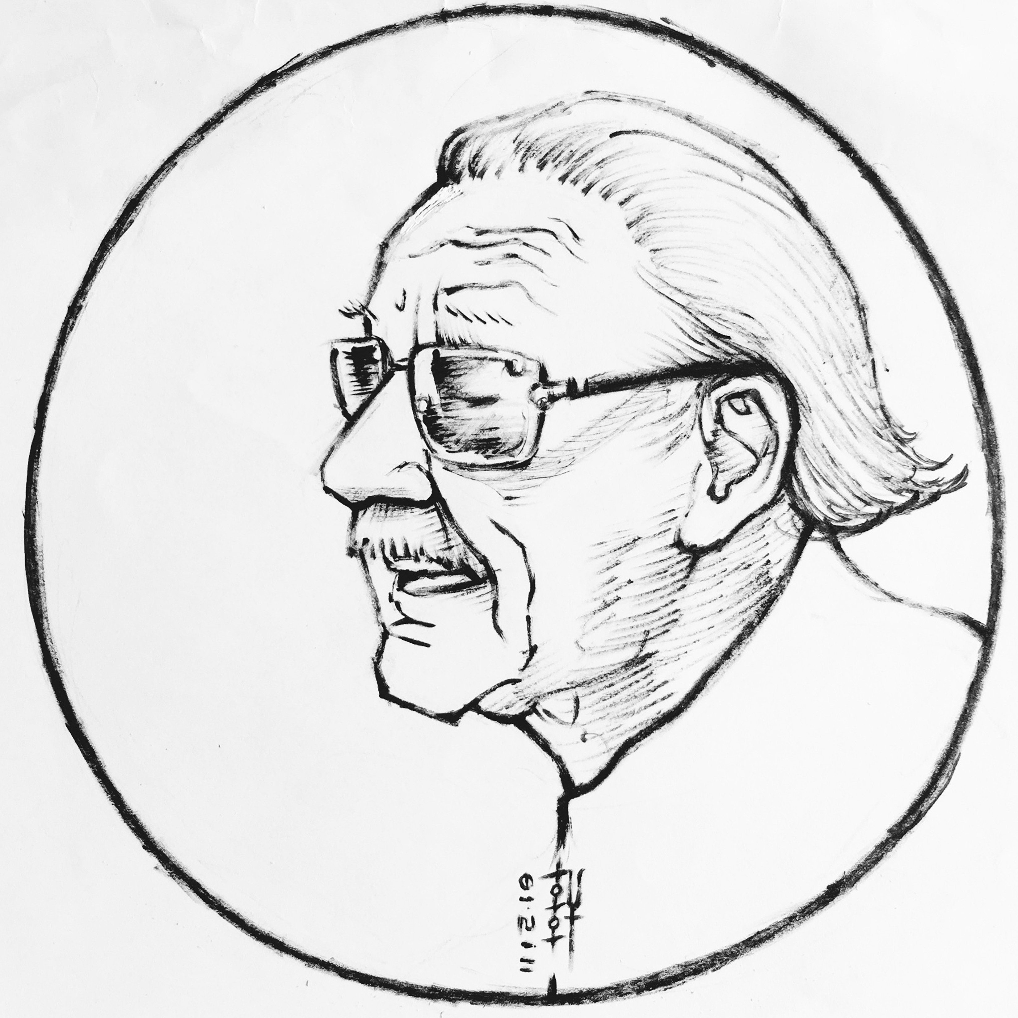 Day 11-12-18 - Stan Lee