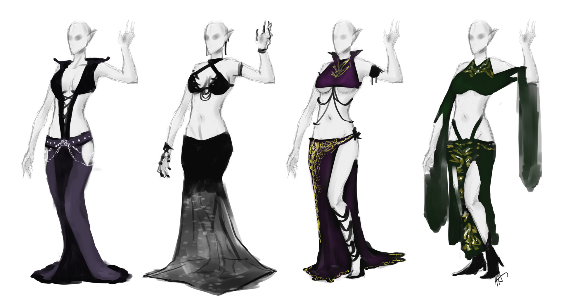 more clothing design