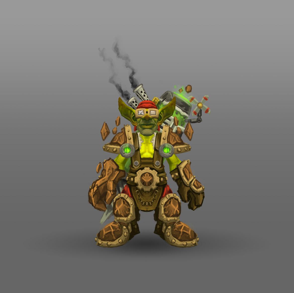Arthur Lorenz Fan Art World Of Warcraft Racial Class