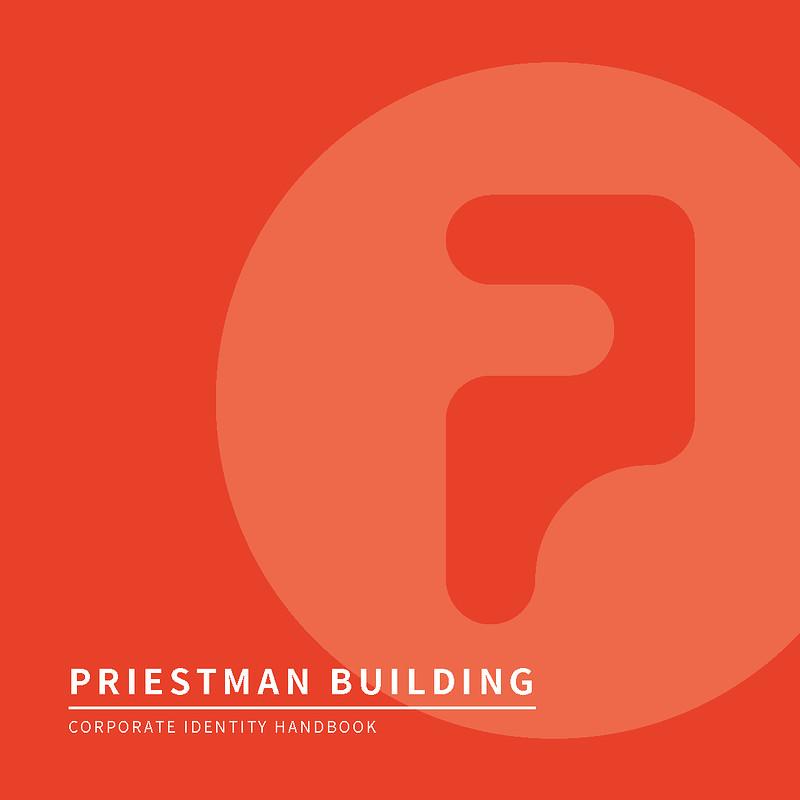 Priestman Building Branding